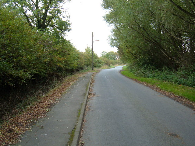 Ferry Lane, Thearne