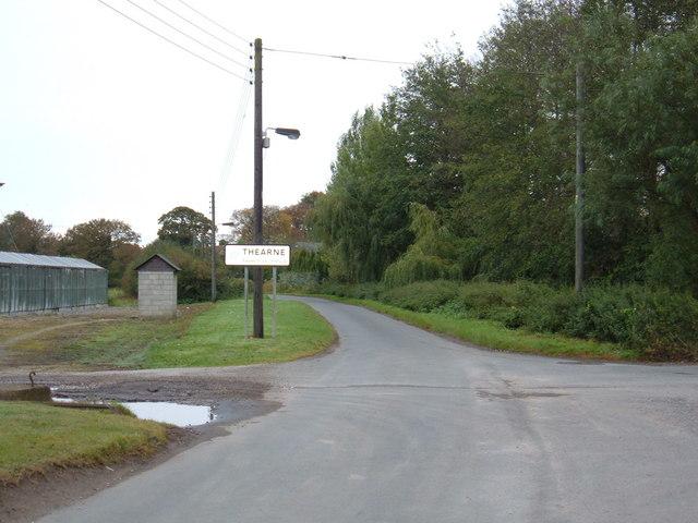 Ferry Lane, Thearne