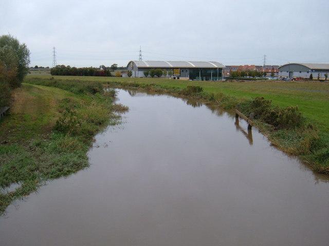 River Hull, Kingswood