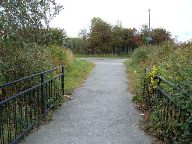 Cycle Path to Bransholme
