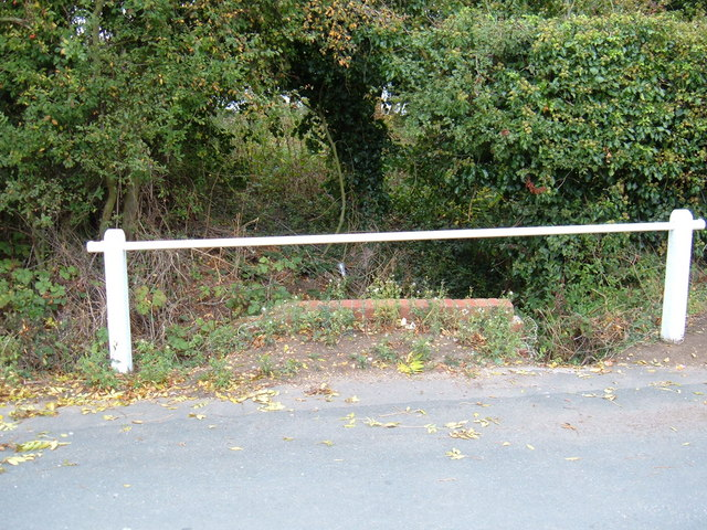 Small Bridge Over Beck, Ferry Road
