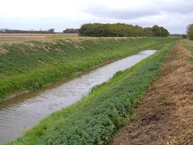 Monkbridge Stream Drain