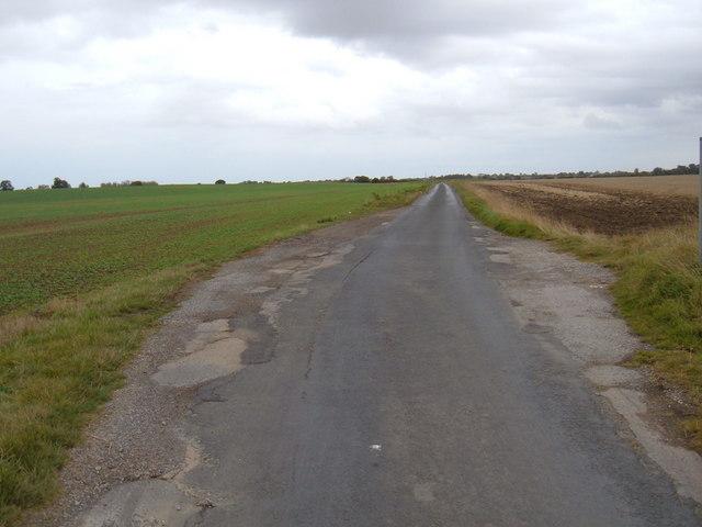 Minor Road Towards Skirlaugh