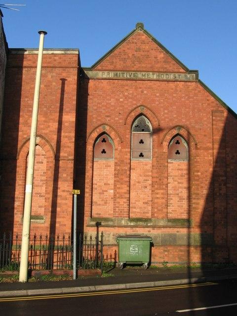 Huthwaite - Primitive Methodist Chapel