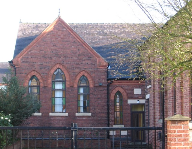 Huthwaite - Methodist Church