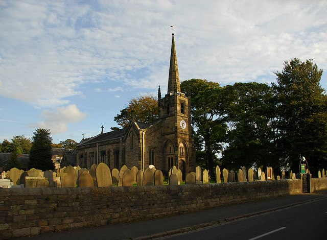 St. Peter's Mawdesley