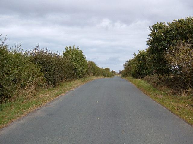 Minor Road Towards Marton