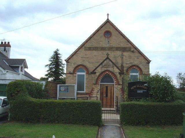 New Ellerby Methodist Church