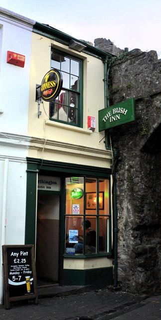 The Bush Inn, St George Street