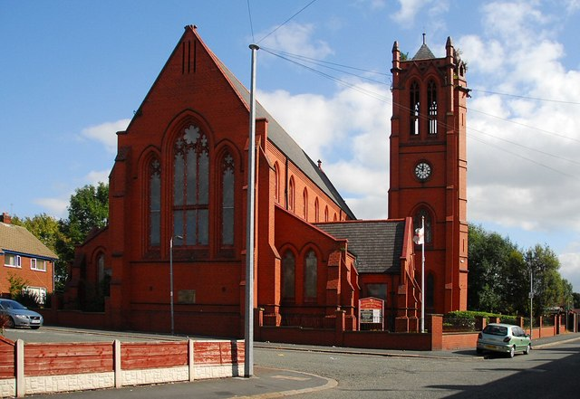 St. Nathaniel's church
