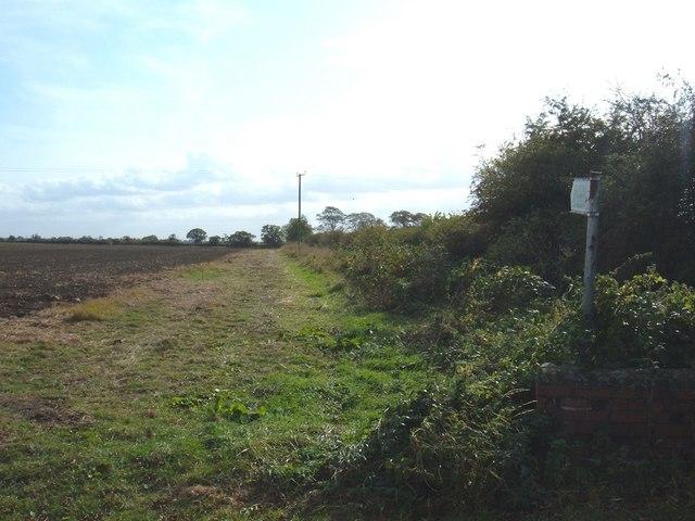 Footpath, Swine Village