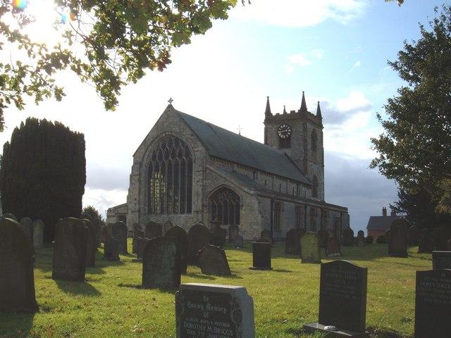 St Mary's Church, Swine