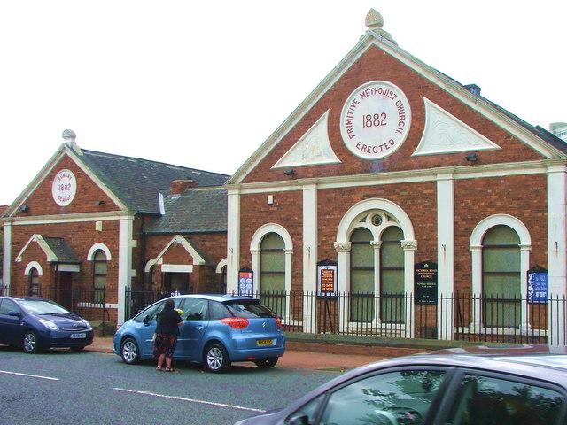 Victoria Road Methodist Church
