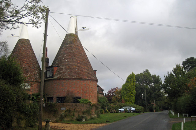 Oast House at Rushlake Grange, Cowbeech Road, Rushlake Green, East Sussex