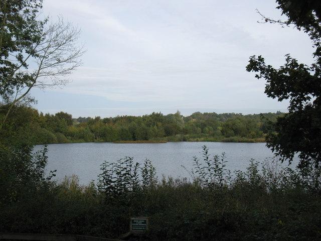 Moor Green Lakes