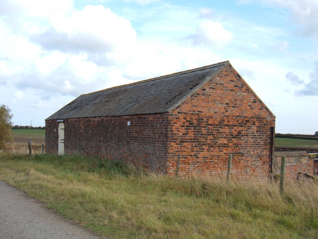 Farm Building, near Woodhouse Farm