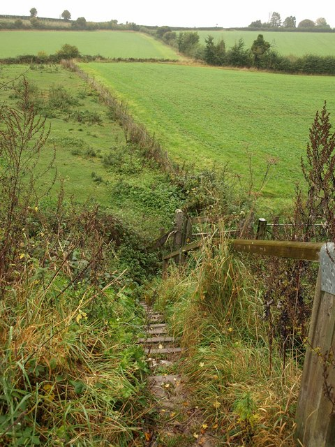 Footpath from Norton Radstock Greenway