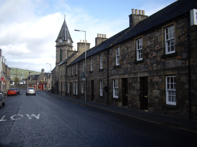 High Street, Rothes