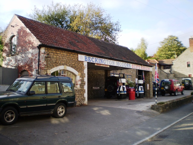 Beckington Motors