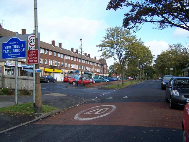 Maple Drive, Yew Tree Estate, West Bromwich
