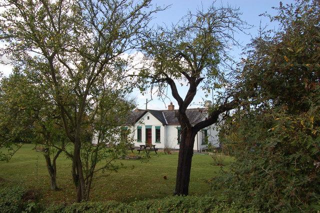 Former Chartist Land Company smallholding at Snig's End, Staunton