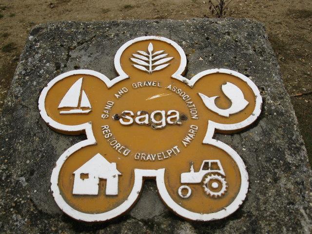 Saga Award