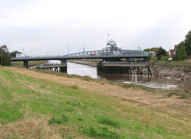 Cross Keys Bridge