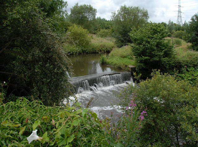 Moulden Water aka River Darwen