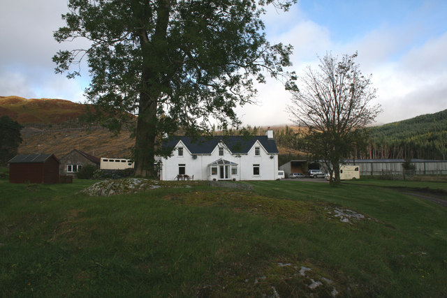 North Corry House, Kingairloch