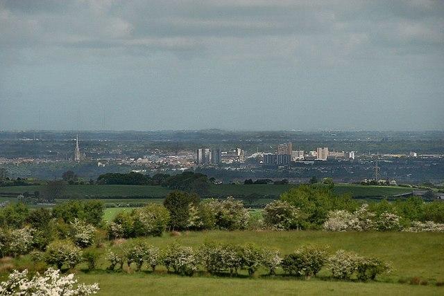 View to Preston