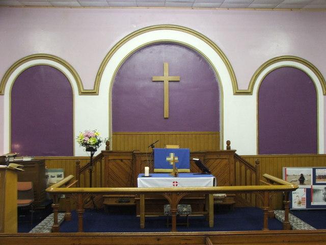 Victoria Road Methodist Church, Gateshead