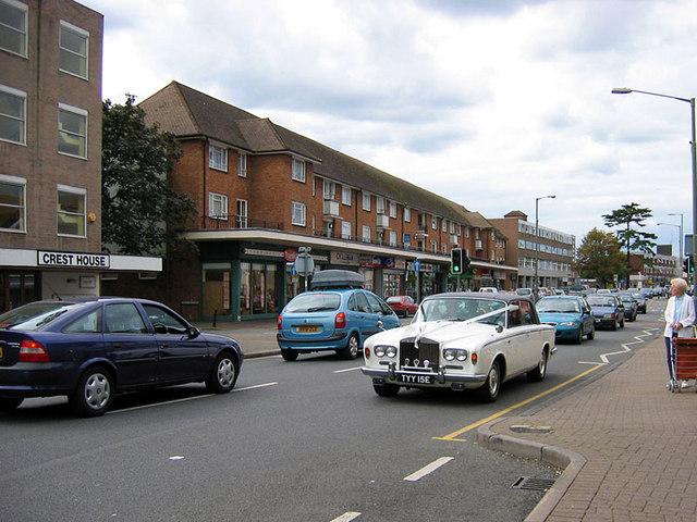 Church Road, Ashford, Middlesex