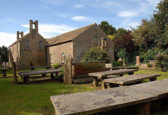 Old Chapel at Elswick