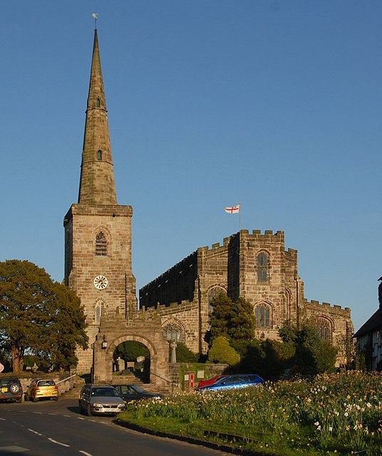 St. Mary's , Astbury