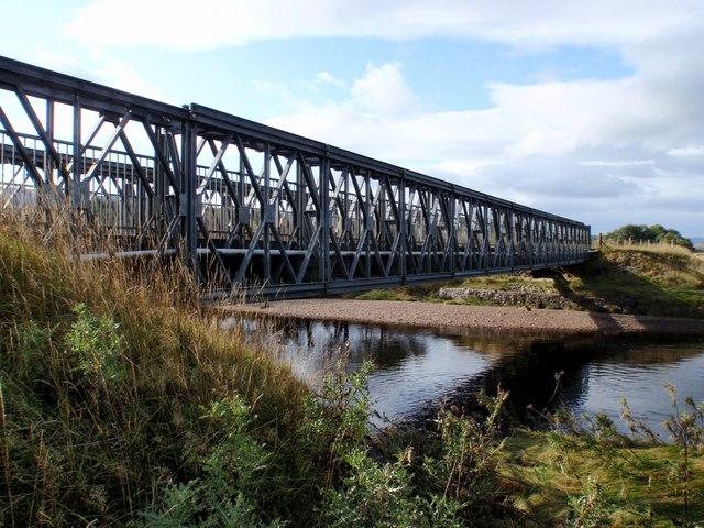 Bridge over the River Oykel