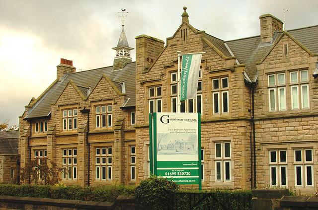 The Old Grammar School, Ormskirk