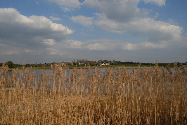 Rumworth Lodge reservoir