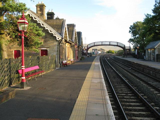 Kirkby Stephen Station