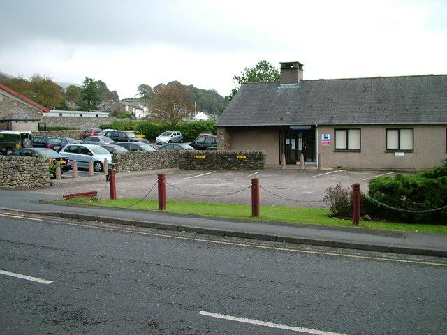 Health Centre, Sedburgh