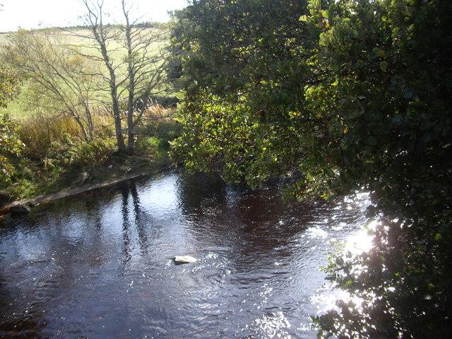 Upstream River Lossie
