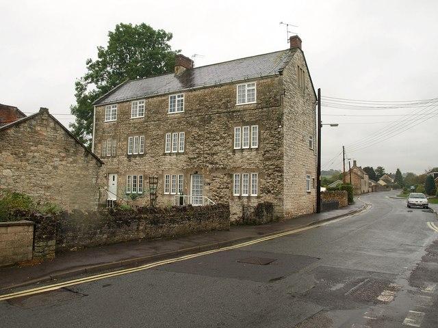 Former mill, Midsomer Norton