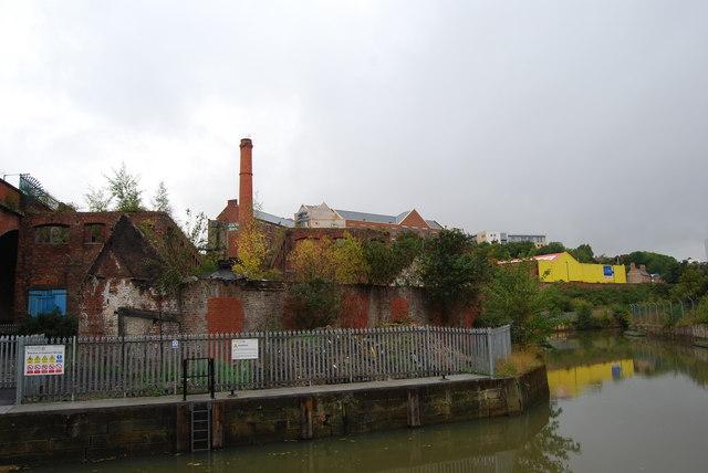 Maynards Toffee Works, Ouseburn
