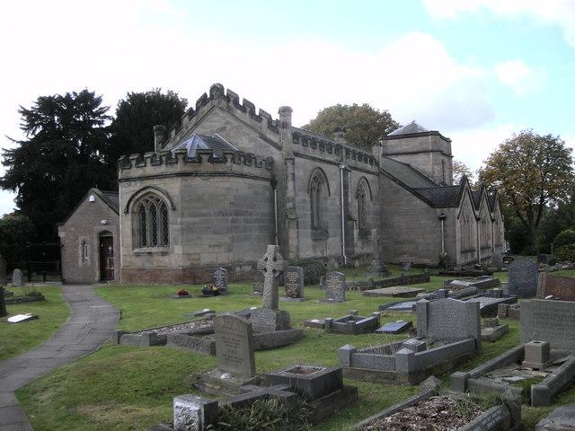 Coventry-Stivichall Church