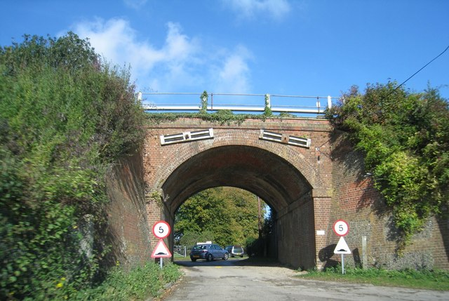 Grand entrance to Finkley Down farm