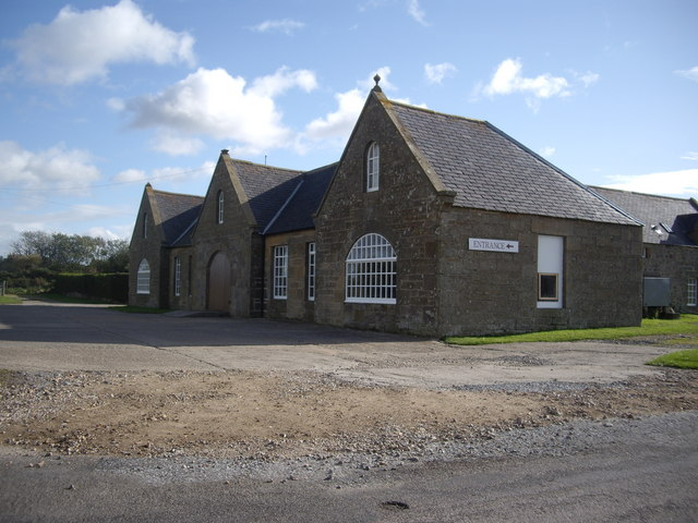 Entrance to Cloddach