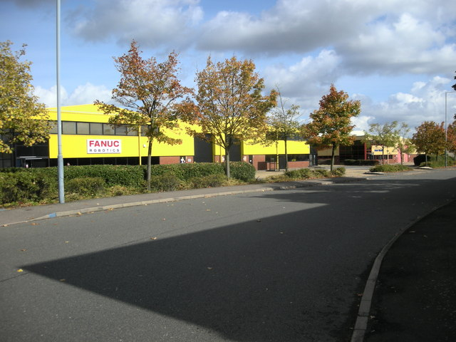 Pinley-Seven Stars Industrial Estate