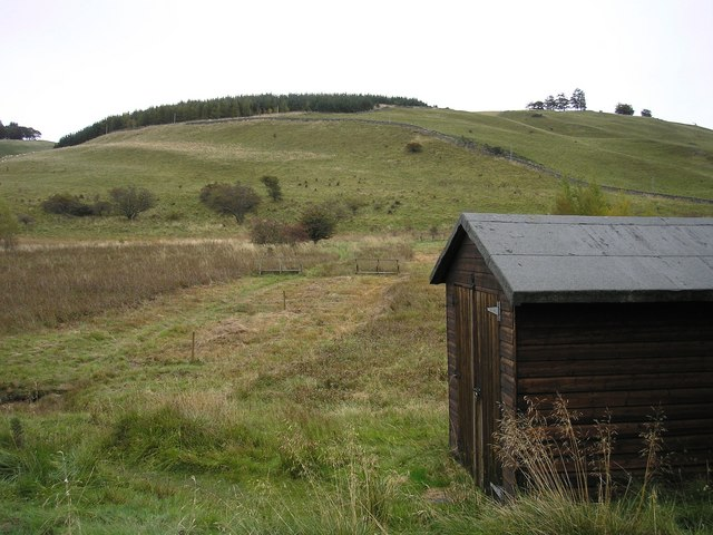 Selkirk Rifle Clubs Range and Hut
