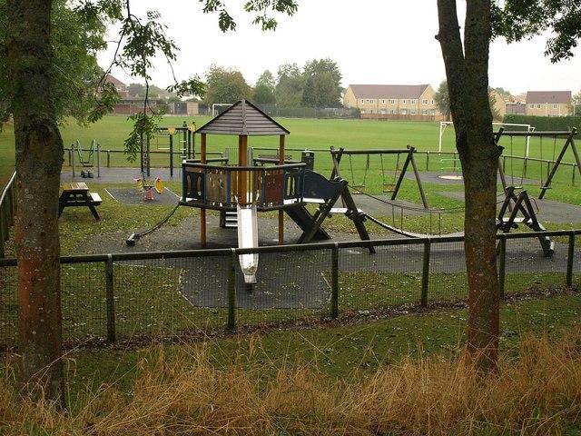 Playground, Fosse Way