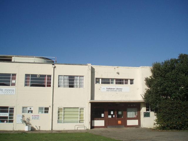 Saltdean Library