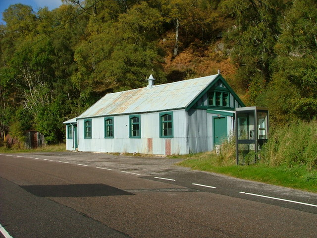 Kinloch Laggan Community Hall